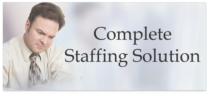 Complete Staffing Solution